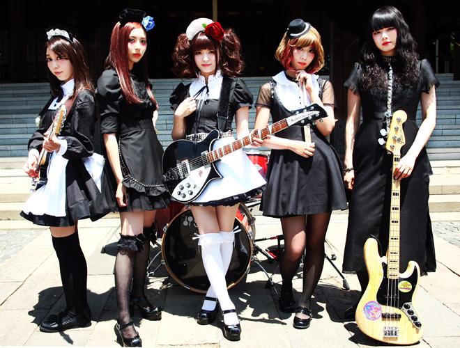 get Band-Maid Discography Download 320KBPS MEGA