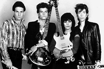 Joan Jett & The Blackhearts Discography 320KBPS MEGA