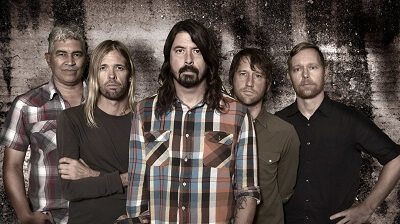 Foo Fighters Discography 320KBPS MEGA
